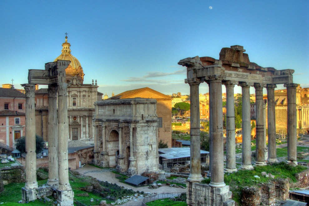 car2go-blog-robert-lowe-arch-of-septimius-severus
