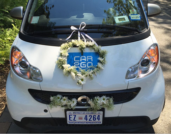 Weddingcar header