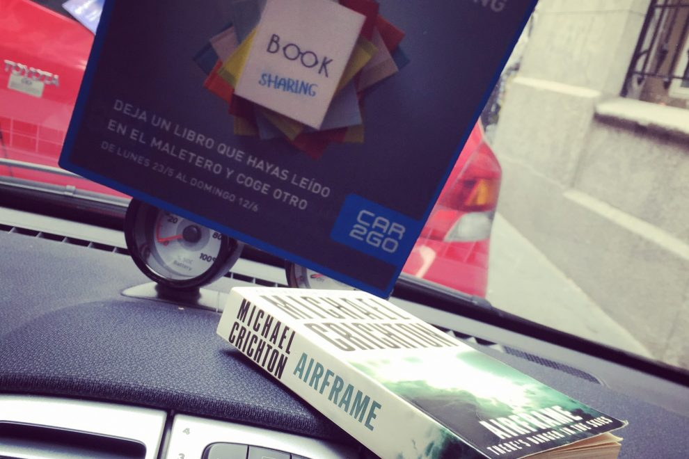 booksharing madrid