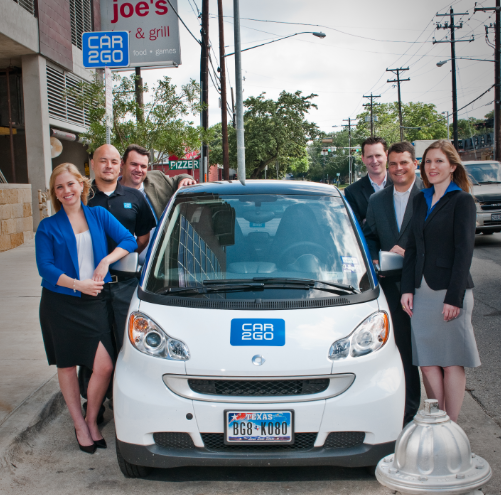 original car2go team