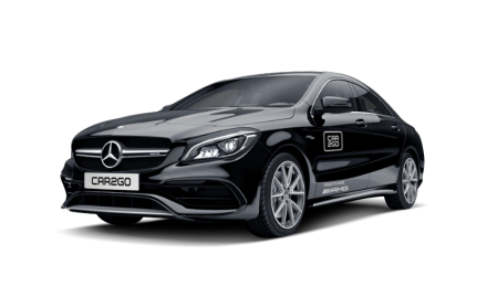 car2go Mercedes-Benz AMG CLA