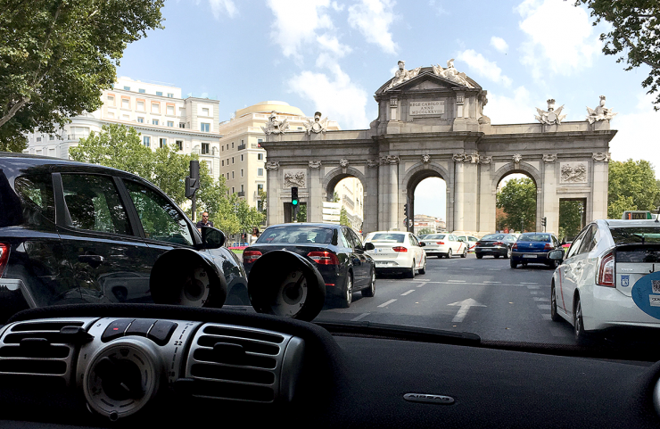 tips para usar car2go en Madrid
