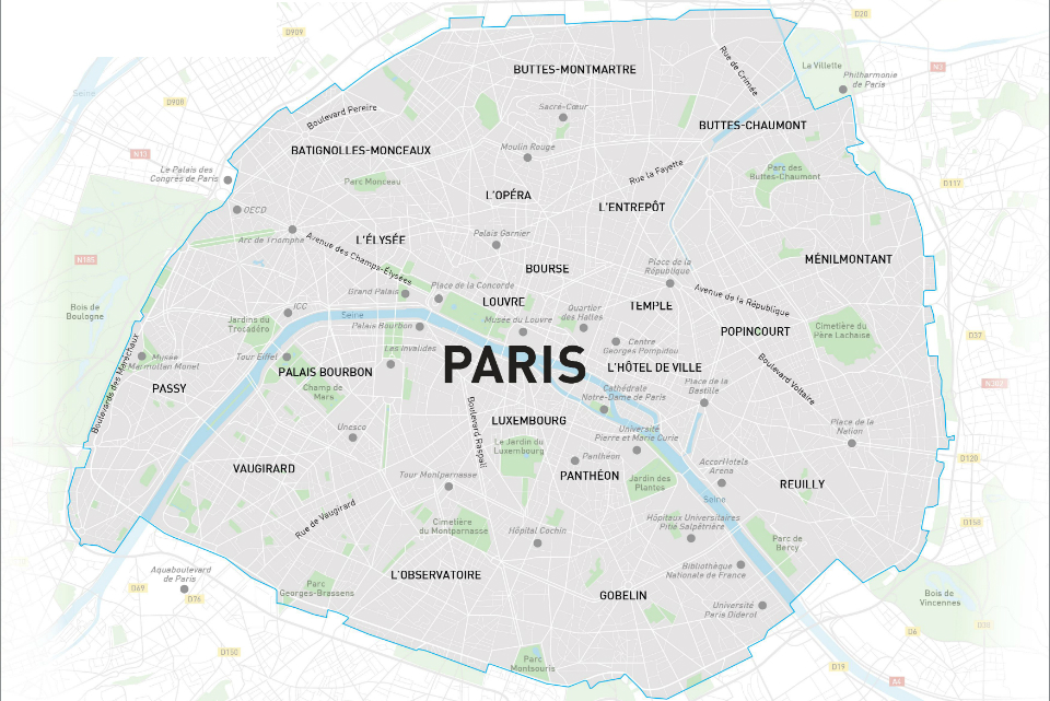 Area car2go Parigi